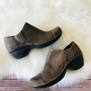 Patagonia Clog Booties Shoes Leather Shoes Sz 7